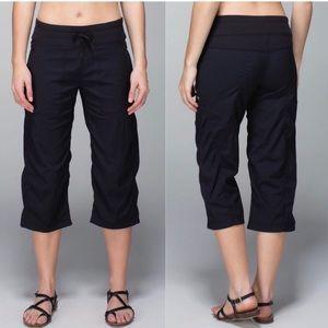 Lululemon studio crop unisex yoga pants